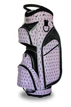 Check out what Loris Golf Shoppe has for your days on and off the golf course! Taboo Fashions Ladies Monaco Lightweight Golf Cart Bags - Lady Taboo