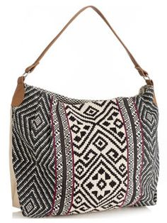 Ethnic Bag.. now that could fit all my summer essentials in!