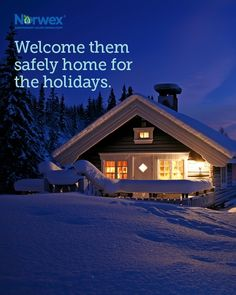 Home for the holidays in a cleaner, safer home!