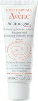 Avene Antirouguers Jour Redness Relief Moisturising Protective Emulsion