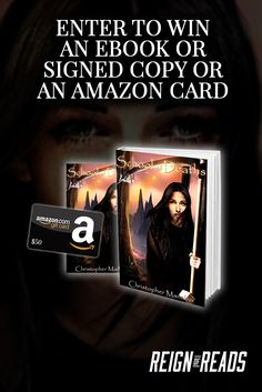 Win a $50 Amazon Gift Card, Audiobook, or Signed Copies from Bestselling Author Christopher Mannino