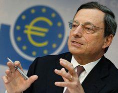 Mario Draghi descende le tipos de interes a le 0,05%