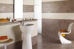 Salle De Bain Grise Et Beige Chocolat Blanc Marron Homewreckr Co ...