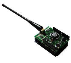 Walkie Talk Duino - Arduino Shield