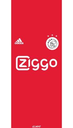 Afc Ajax, Soccer Kits, Football Wallpaper, Amsterdam Netherlands, Designer Wallpaper, Tatoos, Iphone Wallpaper, Wallpapers, Graphic Design