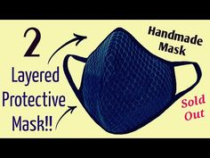 how to make surgical mask at home / coronavirus special mask/how to make mask to prevent coronavirus How to make - Reality Worlds Tactical Gear Dark Art Relationship Goals Easy Face Masks, Diy Face Mask, Diy Mask, Cloth Bags, Sewing Patterns Free, Mask Making, Fun Crafts, Make It Yourself, Tactical Gear