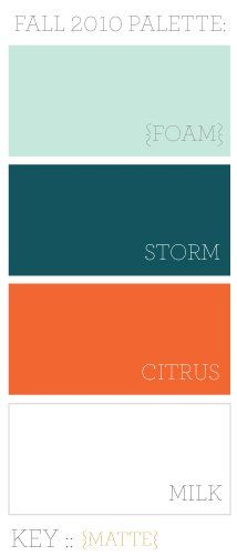 I think I will go maybe seafoam and cream or tan in the bathroom.