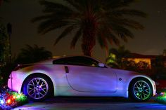 """Nissan 350Z owner, Zach W., says """"Nothing like spending the holidays with your loved ones... Like my Z for instance! I have a blast with my Nissan and absolutely love every minute behind the wheel."""""""