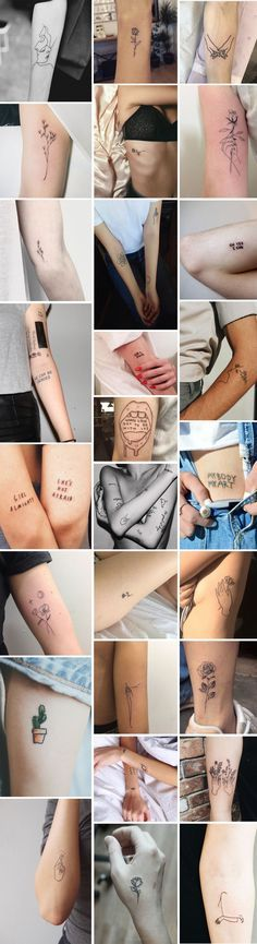 tattoo inspo Seen at http://isabellethordsen.com
