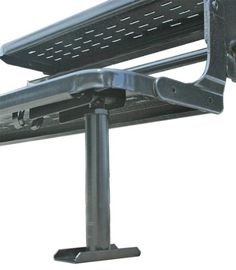Camco 43671 RV Self-Stor Step: Automotive - Stabilizes RV steps and helps keep the coach from rocking - http://rvhappyhour.com/groups/rving-with-special-needs/forum/topic/rv-step-stablizer/