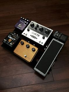 The Klon Board Archive - Let's see your boards with a Klon! - The Gear Page