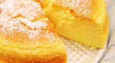 Gâteau Japonais au fromage