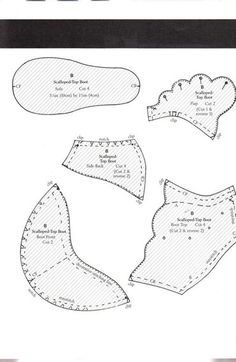 Make Doll Shoes — Yandex.Disk Doll Shoe Patterns, Doll Shoes, American Girl, Album, Dolls, Yandex Disk, How To Make, Outfit, Clothing