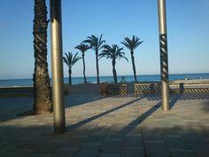 Playa de San Juan (Alicante), empieza el verano!!!!!!!