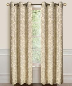 Look at this Sage La Vista Grommet Panel - Set of Two on #zulily today!