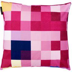 Zuzunaga Mercury Cushion - 40x40cm found on Polyvore