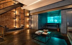 SoHo Townhouse With Swanky Indoor Pool