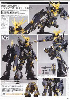 HGUC 1/144 RX0 Unicorn Gundam Banshee