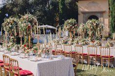 """Wedding table layout. Организация свадьбы «Кирилл и его Любовь» во Франции   Свадебное агентство Студия стильных свадеб """"Для Двоих"""""""