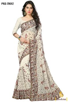 Latest Kashmiri Sarees Online Shopping India - Sarees, Salwar Suits Online Shopping Store