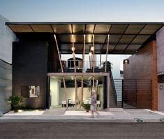 Natura Futura Arquitectura - Project - Restaurante Don Shawarma