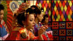 Connecting Japanese Cinema and Photography Modern Kimono, Traditional Fashion, Yukata, Deities, Connection, Cinema, Wonder Woman, Japanese, Culture