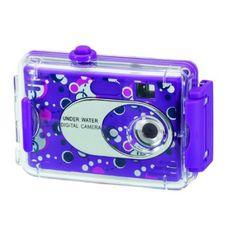 Vivitar 26690 Waterproof Digital Camera - Blue