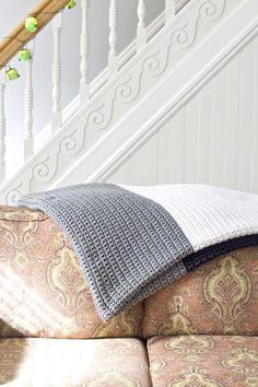 chunky Crochet Blanket09