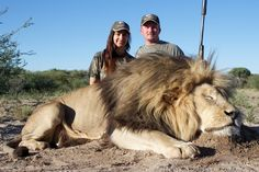 POLL: Is big game hunting important for African economies? » Focusing on Wildlife > South African Airways bans all wildlife trophies from flights