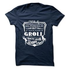 [Love Tshirt name printing] GROLL Shirts 2016 Hoodies, Funny Tee Shirts