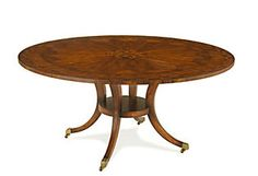love this patterson table