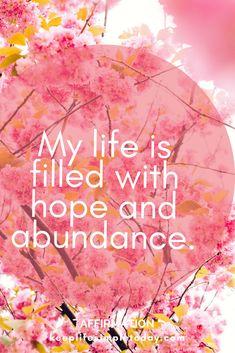 #life #mylife #abundance #affirmation #affirmations #keeplifesimpletoday #inspiration #tips #motivation #positivity #positivevibes #personalgrowth