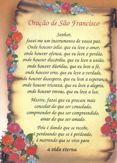Resultado de imagem para oração de são francisco para imprimir Jesus Prayer, Prayer Box, Power Of Prayer, Cute Inspirational Quotes, Little Prayer, Catholic Religion, Religious Icons, Quotes About God, New Years Eve Party