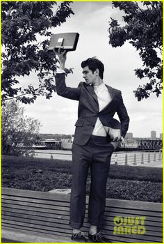 Andrew Garfield, Nylon Guys, July 2012