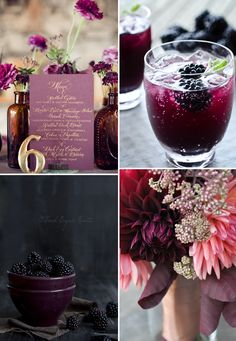 {The Ardent Sparrow}: A Little Bit of Pretty {Blackberry}