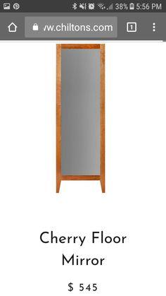 Cherry Floors, Floor Mirror, Flooring, Furniture, Home Decor, Floor Standing Mirror, Decoration Home, Room Decor, Floor Mirrors