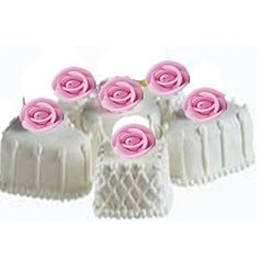 Floral Petit fours