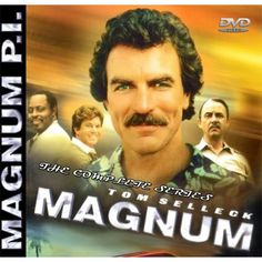 From Magnum Pi - Series 2 [dvd] 80 Tv Shows, Old Shows, Great Tv Shows, Tv Vintage, Tom Selleck, Mejores Series Tv, Capas Dvd, Magnum Pi, Movies And Series