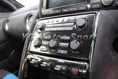 140$  Watch more here - Car Accessories Dry Carbon Fiber RSW Style Control Panel Fit For 2008-2010 R35 GTR RHD Control Panel Cover   #shopstyle