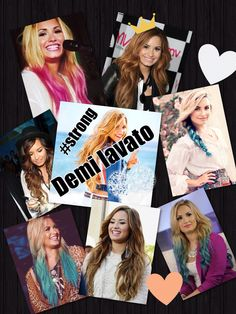 Demi I made this for u I hope u see this. You are  my role model. I look up to u all the time. @Demi Bredefeld Bredefeld Bredefeld Lovato