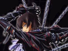 Lelouch - lelouch-lamperouge-zero Wallpaper