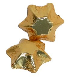The Professors Tasty Technology - Chocolate Gems - Chocolate Stars - Gold Foil (500g bag / approx 69 pcs), $16.93 (http://www.theprofessors.com.au/products/chocolate-gems-chocolate-stars-gold-foil-500g-bag-approx-69-pcs.html)