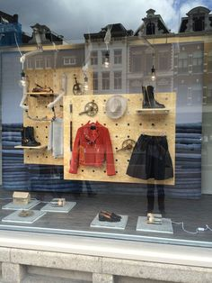 Image result for easy vintage window displays