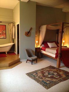 Chambres d'hôtes au Château de Maumont, à Magnac-sur-Touvre - Gîtes de France Charente