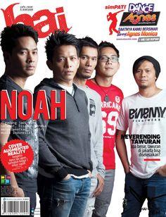 @HaiMagazine: @NOAH_ID - Bisakah Mereka Menyelamatkan Industri Musik Indonesia