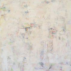 "Karri Allrich - Soft Asylum #art #abstract #painting 48x48"" Spring 2013"