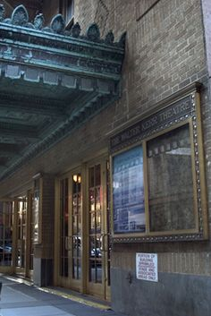 The Walter Kerr Theatre is located on 48th Street, between Broadway and Eighth Avenue. Architect Herbert J. Krapp designed the Walter Kerr Theatre (then the Ritz) in the Italian Renaissance style. It was put through two major refurbishments, not only re-making it into a legitimate Broadway house but also restoring the gorgeous interior, which has sumptuous colors, captivating designs, and moody lighting that creates a candle-lit effect inside the theater.
