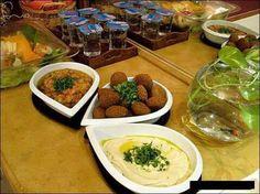 "Yammy breakfast in jordan "" homes and falafel "" Wellcom to jordan ♡"