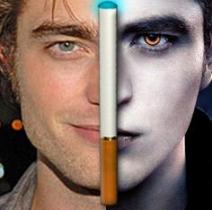 Robert Pattinson- People Vaping, Electronic Cigarettes, Celebrities who made the switch.