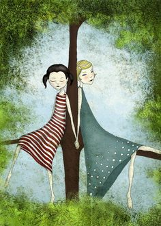 Kindred Spirits ~  Maja Lindberg